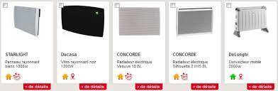 radiateur electrique pour chambre choisir chauffage electrique consommation chauffage electrique