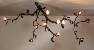 Twig Light Fixtures Tree Branch Light Fixture Miketechguy