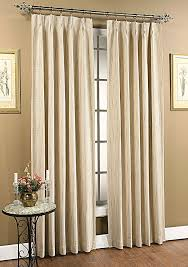 Pinch Pleated Lined Drapes Amazon Com Stylemaster Tucson Thermal Insulate Pinch Pleat Drapes