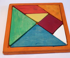 tangram puzzle tangram puzzle 6 steps with pictures