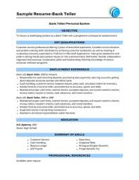 Bank Teller Resume Examples by Want An Unbeatable Resume Use This Best Resume Example 2017