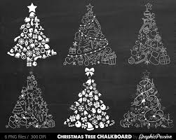 christmas tree digital clipart xmas tree clip art merry christmas