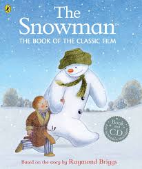 the snowman the book of the classic co uk raymond