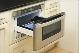 Microwave Inside Cabinet How To Install A Microwave Drawer
