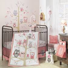 Pink And Gold Nursery Bedding Family Tree Lambs U0026 Ivy