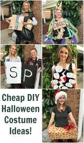Cheap Halloween Costume Ideas Cheap Diy Halloween Costume Ideas U2014 Bless This Mess