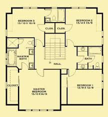 Architectural House Plans by 56 Best Floor Plans Images On Pinterest Craftsman Homes