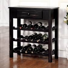 loon peak cotopaxi 18 bottle floor wine rack u0026 reviews wayfair