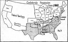Civil War States Map File Americana Civil War In America Map 3 Jpg Wikimedia Commons