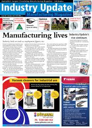 nissan casting australia dandenong industry update manufacturing magazine october edition issue 68 by