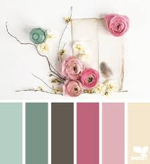 still tones design seeds teal brown and vintage