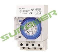 24 hr timer light switch ce sul181h 24 hour 12v mechanical timer time relay switch free