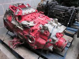 used spares gearbox manual zf astronic 12as2530 gearbox