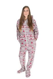 kajamaz footed pajamas and jumpsuits for adults and