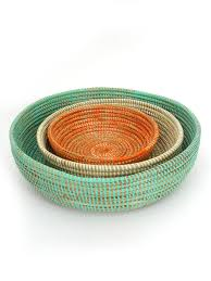 handmade african baskets mbare