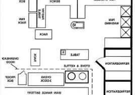 sle of floor plan bakery kitchen floor plans room image and wallper 2017
