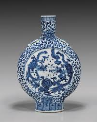 Blue And White Vases Antique 59 Best Chinese Antique Blue And White Images On Pinterest Blue