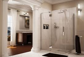 bathroom shower ideas on a budget bathroom decor using stylish small walk in shower ideas