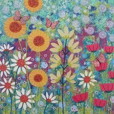 wild garden jo grundy prints