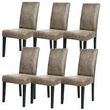 lot de 6 chaises salle à manger lot chaise salle a manger lot chaise salle a manger chaise grise