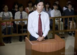 A Bench Trial Is Heard By What Is The Presumption Of Innocence With Pictures