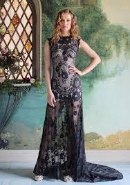 cheyenne gown black