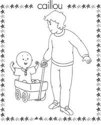 caillou coloring pages 19 coloring pages kids
