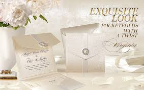 fancy wedding invitations luxury wedding invitations by polina perri wedding