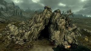 Skyrim Treasure Map Iv Broken Fang Cave Elder Scrolls Fandom Powered By Wikia