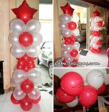 balloon decorations for wedding anniversary anniversary party