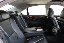 2007 lexus ls 460 interior 2007 lexus ls 460 v8 luxury car with navigation rear