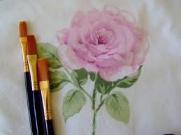 Shabby Chic Paintings by Shabby Chic Rose Paintings How To Paint Shabby Chic Roses Rose