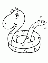 cute baby snake coloring page h u0026 m coloring pages pertaining to