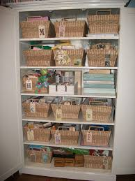 Arts And Crafts Storage Cabinet by Paper Crafts The Corner Farmhouse
