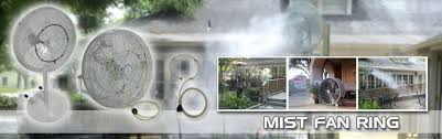 Patio Fans With Misters by Misting Fans Outdoor Misting Fan Water Misting Fan Fan