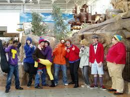 Cartman Halloween Costume South Park Cosplay Group Cosplaytokenblack Deviantart