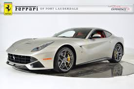Ferrari F12 Interior - used 2015 ferrari f12 berlinetta for sale fort lauderdale fl