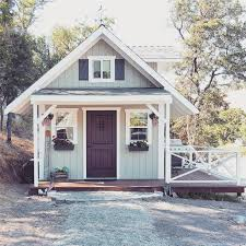 Mint Tiny Homes This Tiny House Is Big On Glamping Style Brit Co