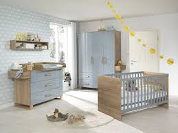 Schlafzimmer Und Babyzimmer In Einem Babyzimmer Benno In Blau Dekor Von Wellemöbel Und Möbel Günstig