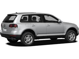 2007 volkswagen touareg overview cars com
