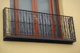 shop wrought iron balconies exporters