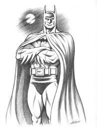 drawn pencil batman pencil and in color drawn pencil batman