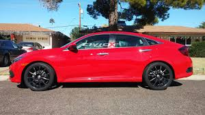 2012 honda civic tire size bigger wheels for your civic what is the max you would go 2016