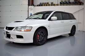 mitsubishi evo wagon used 2005 mitsubishi lancer evolution ix wagon gta for sale in