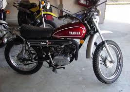 yamaha yamaha dt 125 e moto zombdrive com
