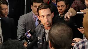 Hit The Floor Kyle - falcons oc kyle shanahan lost his super bowl 51 playbook during