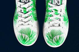 the billionaire boys club x adidas originals stan smith palm tree