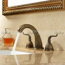 antique brass bathroom fixtures home decorating