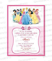12 best images of disney princess invitation templates disney