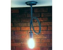 bare bulb light etsy